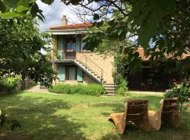 Maison de Mamie Midon, Vert (рядом с городом Saint-Cyr)