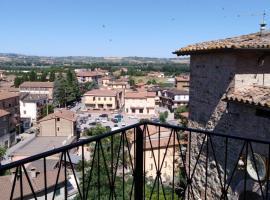 A le Piagge, Deruta (Fanciullata yakınında)