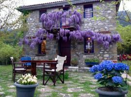 Marina's Stone Cottage, Ktistádes (рядом с городом Melissourgoi)