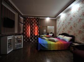 Dkd-bridge Hotel, Тбилиси (рядом с городом Гидани)