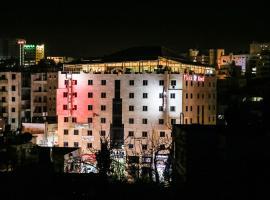 Queen Plaza Hotel, Hebron (рядом с городом Amaẕya)