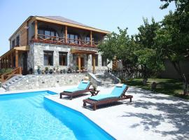 Yerkir Guest House, Erivan (Arzni yakınında)