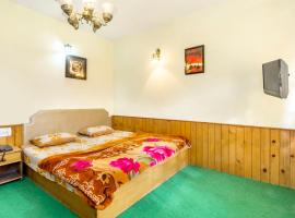 1 BR Guest house in Vashist, Manali (665C), by GuestHouser, Bashist