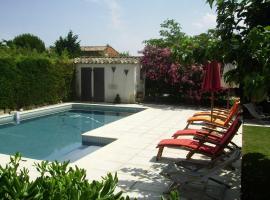 0387 Villa Mistral 6P. Maillane, Bouches-du-Rhône, Maillane