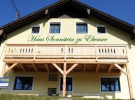 Ferienhaus Sonnstein