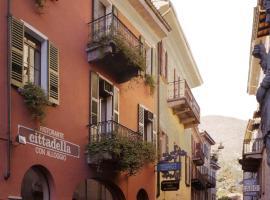 Hotel Cittadella, Lokarnas