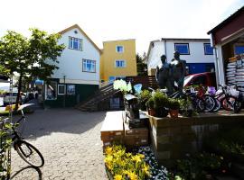 62N Guesthouse, Торсхавн (рядом с городом Sandagerði)