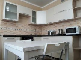 Apartment on Mangilik yel 19