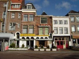Hotel Mayflower, Leiden