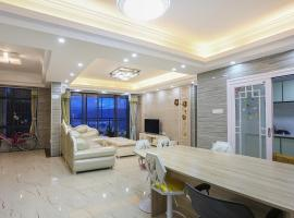 Huizhou Dayawan Shuangyuewan Business Holiday Apartment, Huizhou (Xiaogui yakınında)