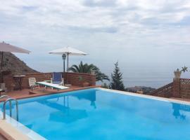 Luxury Suite terrazze e vista mare
