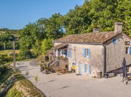 Las Pelenos, Montaigu-de-Quercy (рядом с городом Курбиак)