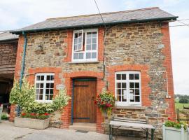 Shirehorse Cottage, Umberleigh, Warkleigh (рядом с городом Chittlehamholt)