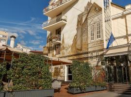 Отель Амбассадори
