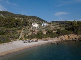 Ammos Villa, Патитирион (рядом с городом Megali Ammos)