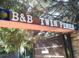 B&B Twin Pines Pilgrims Rooms