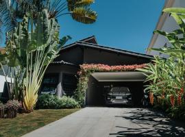Luxo em Alphaville: Piscina, Área Gourmet e Ar!, Santana de Parnaíba