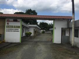 """Motel """"SELVA ALEGRE"""", Quevedo (Balzar yakınında)"""