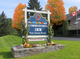 Commodores Inn, Stowe