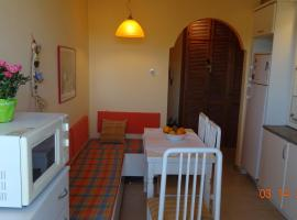 Teo and Dina's apartment