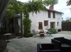 Landhaus nähe Richelieu, Champau (рядом с городом Prinçay)