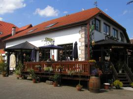 Landgasthaus Rhode, Duderstadt (Heilbad Heiligenstadt yakınında)