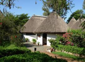 Speke Bay Lodge, Lamadai (Near Bunda)
