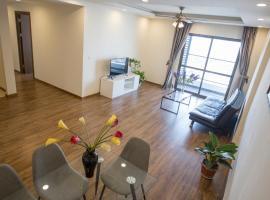 Luxury apartment 3BR- The Golden Palm# Hanoi City View
