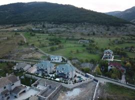 Vila Panorama Voskopoje, Voskopojë