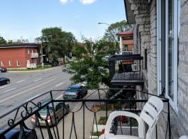 JW Angel Stay (Appartment) in Montreal