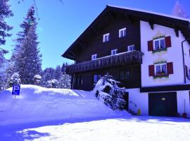 Hotel-Pension Marmotta, Gargellen