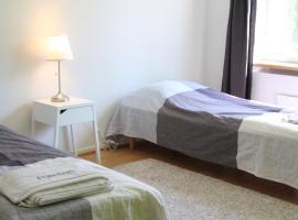 Four bedroom apartment in Hyvinkää, Helenenkatu 30-34, Hyvinkää