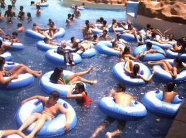 Alwadi Resort - منتجع الوادي, Metsoke Dragot (Shūnat Nimrīn yakınında)