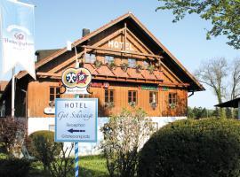 Hotel Gut Schwaige, Ebenhausen (Aufhofen yakınında)