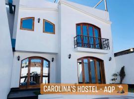 Carolina's Hostel - AQP