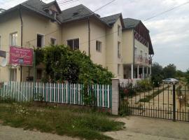 Вілла Ноїв Ковчег, Dyyda (рядом с городом Gelénes)
