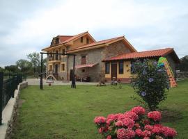 Vivienda Rural La Mazuga, Льерганес (рядом с городом Пенагос)