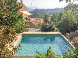 Two-Bedroom Holiday Home in Montegrossu, Montegrosso