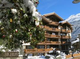 Matterhorn Lodge Hotel & Appartements, Zermatt