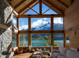 Aguas Arriba Lodge, El Chalten