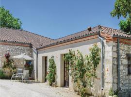 One-Bedroom Holiday Home in Valeilles, Valeilles (рядом с городом Dausse)