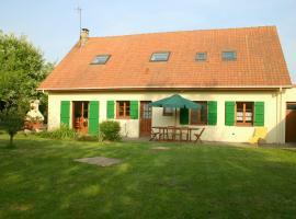St Josse Farmhouse - Nr Le Touquet, Сен-Жосс (рядом с городом Saint-Aubin)