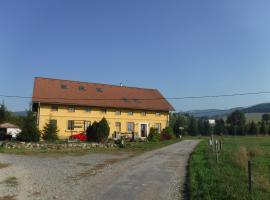 apartmán Karina, Dolní Morava (Malá Morava yakınında)
