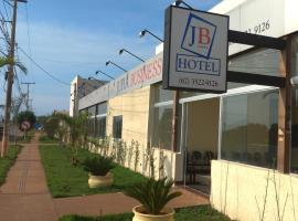 Jupia Business Hotel