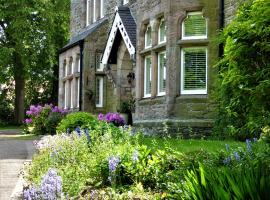 The Old Vicarage, Tweedmouth