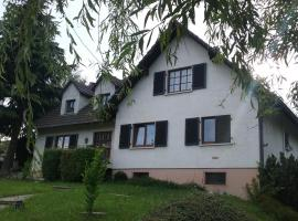 La Mansarde, Hochstatt (рядом с городом Heimsbrunn)