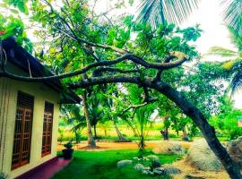 Green Sapphire Holiday Resort Wilpaththu