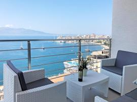 Saranda Luxury View Apartment