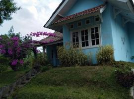 Kota bunga vila dwi, Cipanas