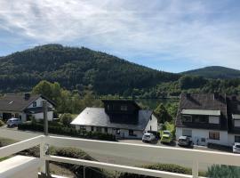 See & Schnee in Winterberg